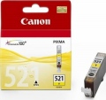 Консуматив Canon Ink Tank CLI-521 Yellow  SN: BS2936B001AA