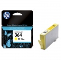 Консуматив HP 364 Yellow Ink Cartridge  SN: CB320EE