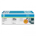 Консуматив HP 35A Black Dual Pack LaserJet Toner Cartridges  SN: CB435AD
