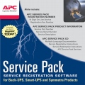 Допълнителна гаранция APC Service Pack 3 Year Warranty Extension (for new product purchases)  SN: WBEXTWAR3YR-SP-01