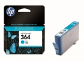 Консуматив HP 364 Cyan Ink Cartridge  SN: CB318EE