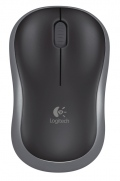 Мишка Logitech Wireless Mouse M185 Swift Grey  SN: 910-002238