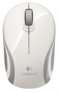 Мишка Logitech Wireless Mini Mouse M187 white  SN: 910-002735