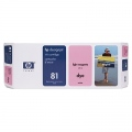 Консуматив HP 81 680-ml Light Magenta Dye Ink Cartridge  SN: C4935A