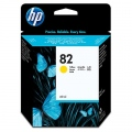 Консуматив HP 82 69-ml Yellow Ink Cartridge  SN: C4913A