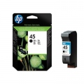 Консуматив HP 45 Large Black Inkjet Print Cartridge  SN: 51645AE
