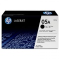 Консуматив HP 05A 2-pack Black Original LaserJet Toner Cartridges  SN: CE505D