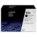 Консуматив HP 05X Black LaserJet Toner Cartridge  SN: CE505X