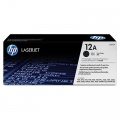 Консуматив HP 12A Black LaserJet Toner Cartridge  SN: Q2612A