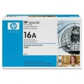 Консуматив HP 16A Black LaserJet Toner Cartridge  SN: Q7516A