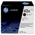 Консуматив HP 42A Black LaserJet Toner Cartridge  SN: Q5942A