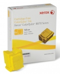 Консуматив Xerox ColorQube 8870 Genuine Solid-Ink Yellow  SN: 108R00960