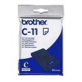 Хартия Brother C11 Thermal Paper A7 (50 sheets)  SN: C11