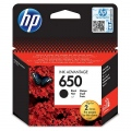 Консуматив HP 650 Black Ink Cartridge  SN: CZ101AE