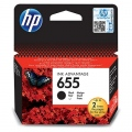 Консуматив HP 655 Black Ink Cartridge  SN: CZ109AE