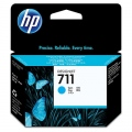 Консуматив HP 711 29-ml Cyan Ink Cartridge  SN: CZ130A