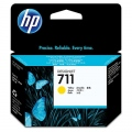 Консуматив HP 711 29-ml Yellow Ink Cartridge  SN: CZ132A