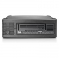 Лентово устройство HP LTO-5 Ultrium 3000 SAS External Tape Drive  SN: EH958B