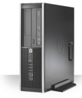 Настолен компютър HP Compaq Pro 6300 SFF Core i3-3220(3,3GHz/3MB), 4GB 1600Mhz 1DIMM, 500GB HDD, DVD+/-RW LS, Win 8 Pro 64bit downgrade to Win7 Pro 64bit  SN: QV985AV_14242895