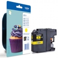 Консуматив Brother LC-123 Yellow Ink Cartridge for MFC-J4510DW  SN: LC123Y