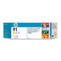 Консуматив HP 91 775-ml Pigment Yellow Ink Cartridge  SN: C9469A