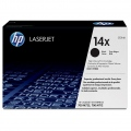 Консуматив HP 14X Black LaserJet Toner Cartridge  SN: CF214X