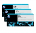 Консуматив HP 771C 3-pack 775-ml Photo Black Designjet Ink Cartridges  SN: B6Y37A