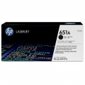 Консуматив HP 651A Black LaserJet Toner Cartridge  SN: CE340A