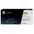 Консуматив HP 651A Yellow LaserJet Toner Cartridge  SN: CE342A