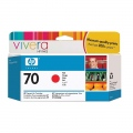 Консуматив HP 70 130-ml Red Ink Cartridge  SN: C9456A