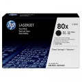 Консуматив HP 80X Black Dual Pack LaserJet Toner Cartridges  SN: CF280XD