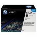 Консуматив HP 643A Black LaserJet Toner Cartridge  SN: Q5950A