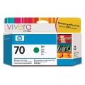 Консуматив HP 70 130-ml Green Ink Cartridge  SN: C9457A