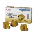 Консуматив Xerox Genuine Solid Ink-8560W Yellow (3 STICKS)   SN: 108R00766