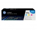 Консуматив HP 125A CYM Tri-Pack LaserJet Toner Cartridge  SN: CF373AM