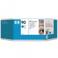 Консуматив HP 90 400-ml Cyan Ink Cartridge  SN: C5061A