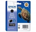 Консуматив Epson T1571 Photo Black for Epson Stylus Photo R3000  SN: C13T15714010