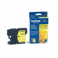 Консуматив Brother LC-1100Y Ink Cartridge Standard for DCP-6690/6890/385/585, MFC-6490/490/790  SN: LC1100Y