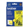 Консуматив Brother LC-1000Y Ink Cartridge  SN: LC1000Y