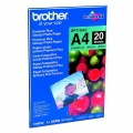Хартия Brother BP71GA4 Premium Plus Glossy Photo Paper 20 Sheets  SN: BP71GA4