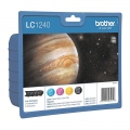 Консуматив Brother LC-1240 BK/C/M/Y Value Bonus Pack Ink Cartridge for MFC-J6510/J6910  SN: LC1240VALBP
