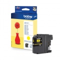 Консуматив Brother LC-121 Yellow Ink Cartridge for MFC-J470DW/DCP-J552DW  SN: LC121Y