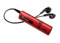 Mp3 плейър Sony NWZ-B183F 4GB memory, Quick-Charge, FM tuner, Drag&Drop files, red  SN: NWZB183FR.CEW