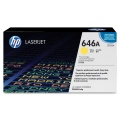 Консуматив HP 646A Yellow LaserJet Toner Cartridge  SN: CF032A