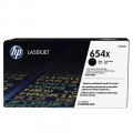 Консуматив HP 654X High Yield Black Original LaserJet Toner Cartridge  SN: CF330X