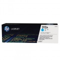 Консуматив HP 312A Cyan Original LaserJet Toner Cartridge  SN: CF381A