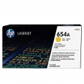 Консуматив HP 654A Yellow Original LaserJet Toner Cartridge  SN: CF332A
