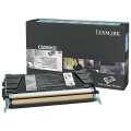 Консуматив Lexmark C520, C530 Black Return Programme Toner Cartridge (1.5K)  SN: C5200KS