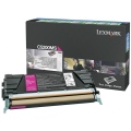 Консуматив Lexmark C520, C530 Magenta Return Programme Toner Cartridge (1.5K)  SN: C5200MS