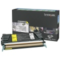 Консуматив Lexmark C520, C530 Yellow Return Programme Toner Cartridge (1.5K)  SN: C5200YS